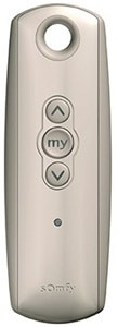 Conservatory blinds Telis RTS remote control