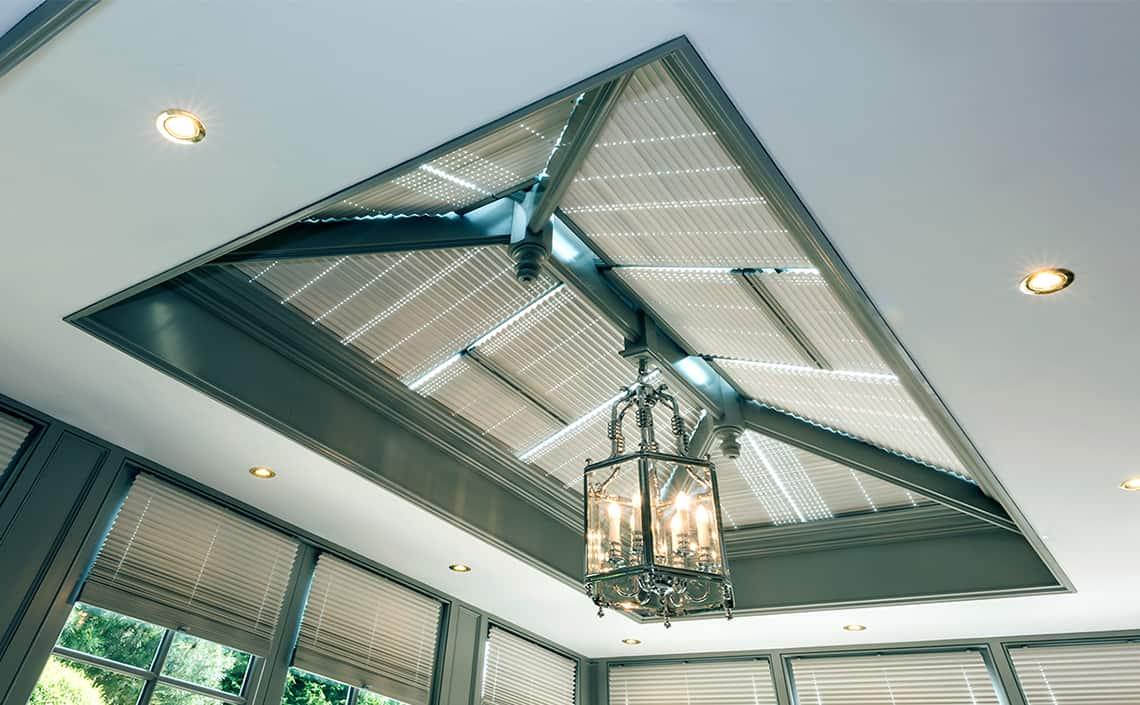 Roof Lantern Blinds