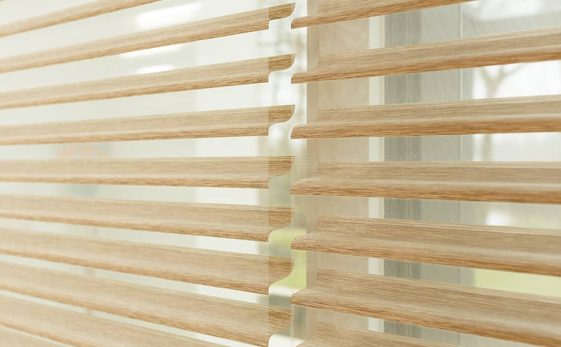 Conservatory Window Blinds - Tri-Shade