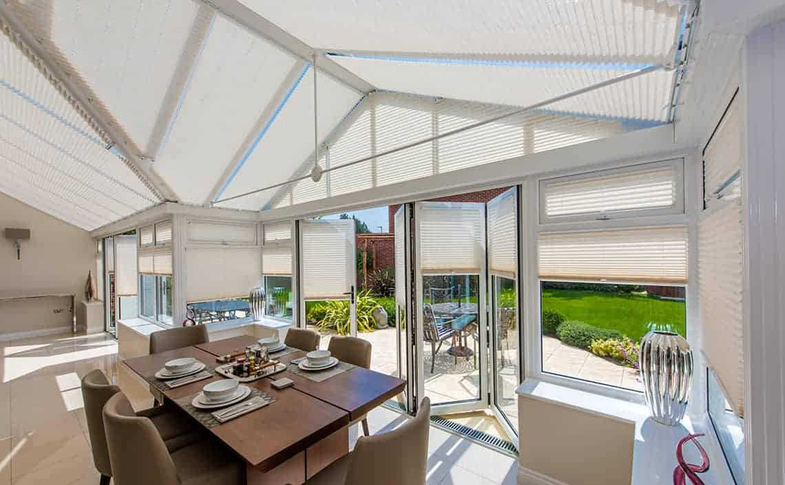 Conservatory Blinds for Coservatories
