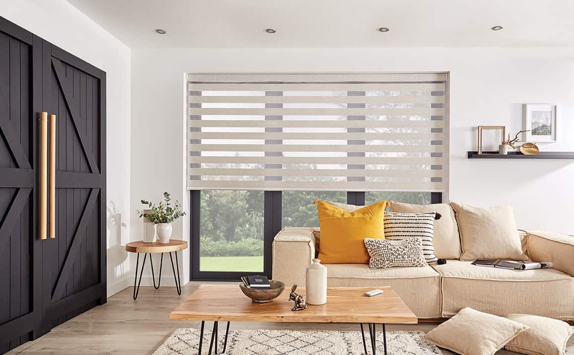 Vision Blinds Lucca White